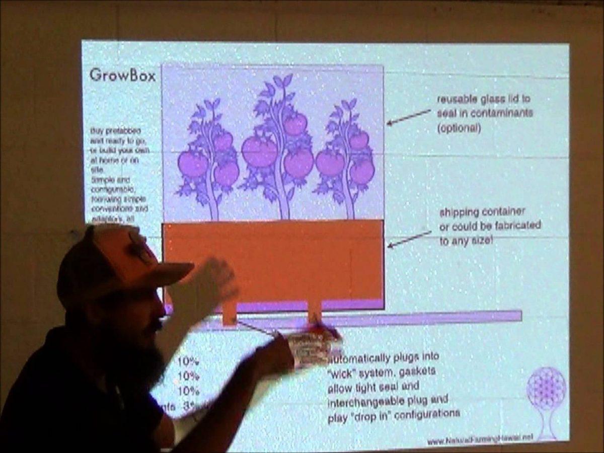 GrowBot Bioremediation