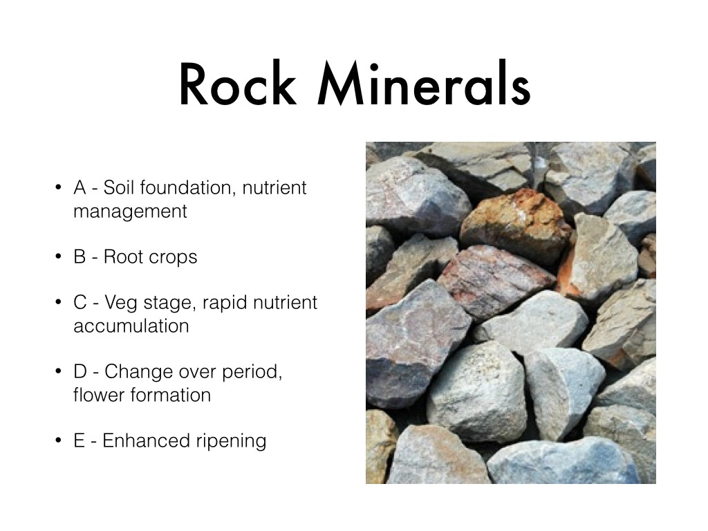 seawater and minerals.005